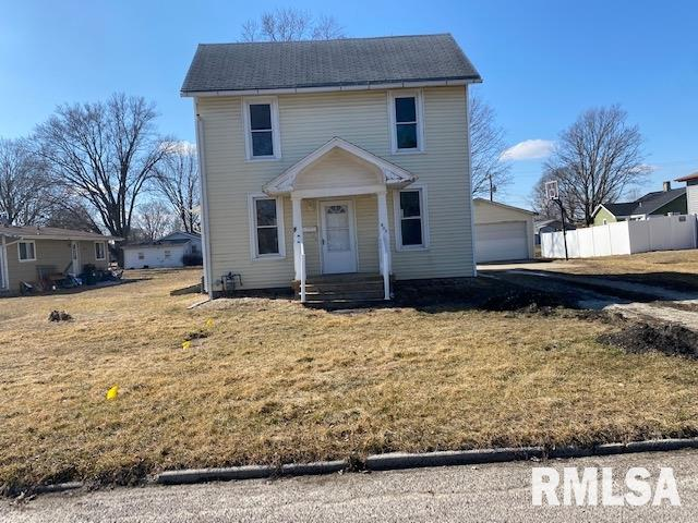 602 N MAIN Property Photo - Abingdon, IL real estate listing
