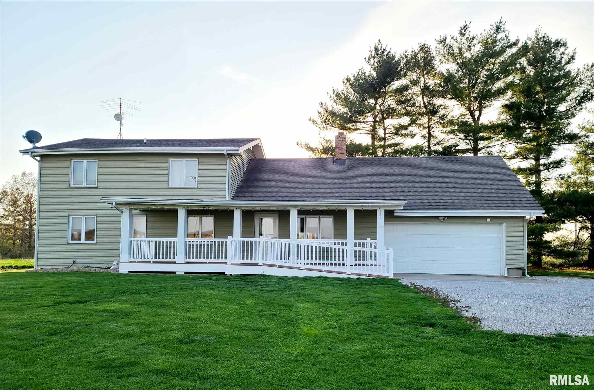 10521 Rinaker Property Photo - Carlinville, IL real estate listing