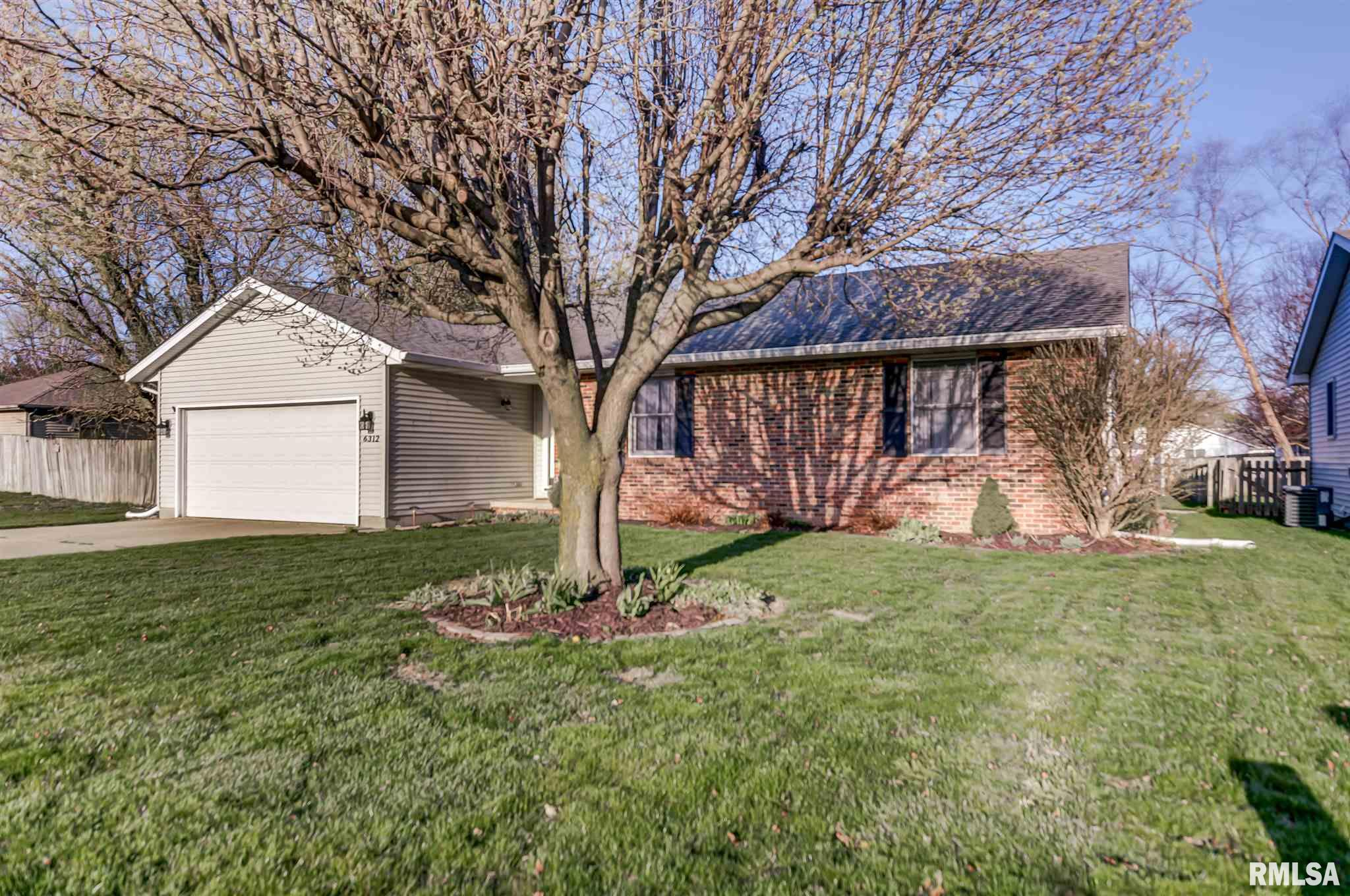 6312 Brent Property Photo - Springfield, IL real estate listing