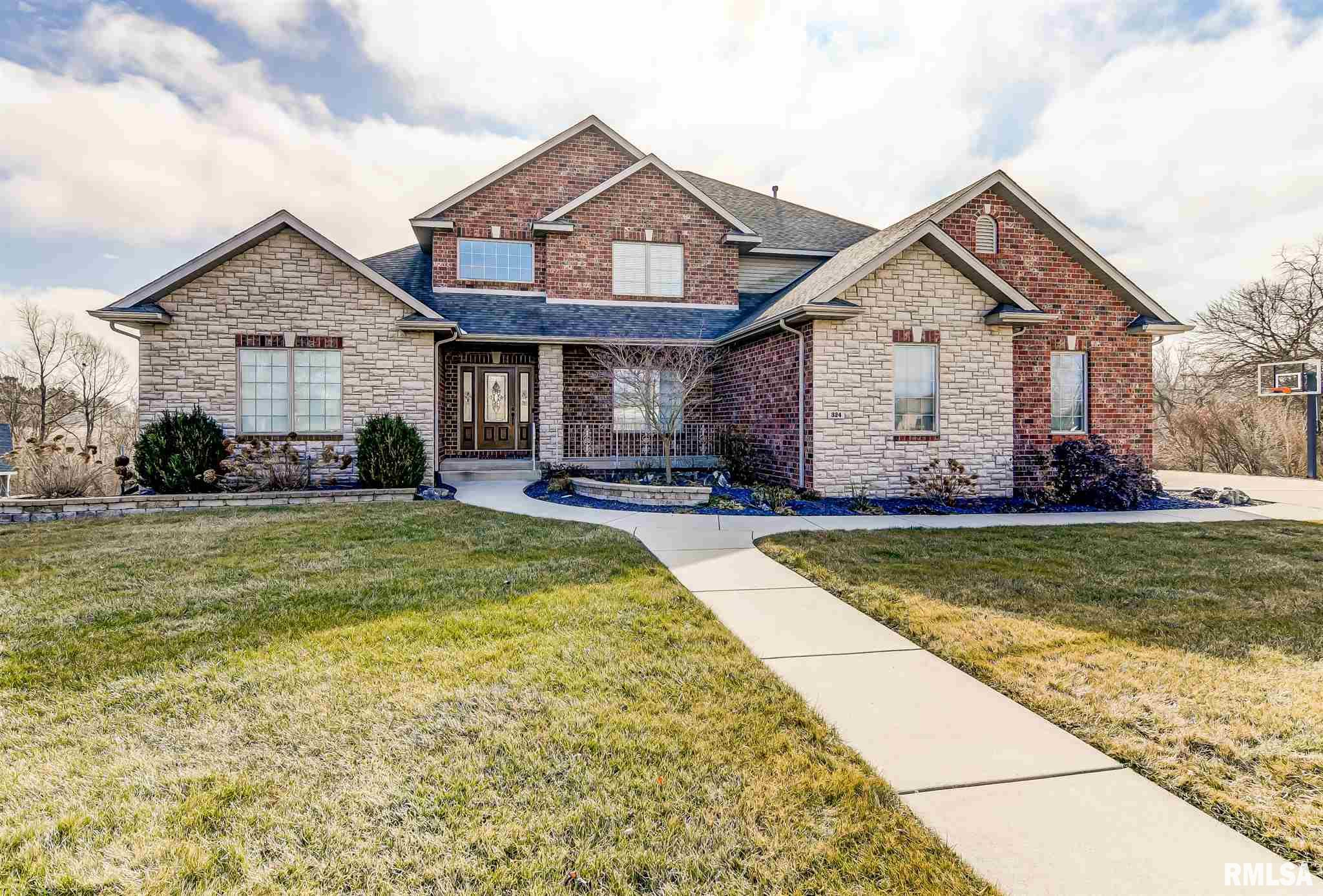 324 Grindstone Property Photo - Chatham, IL real estate listing