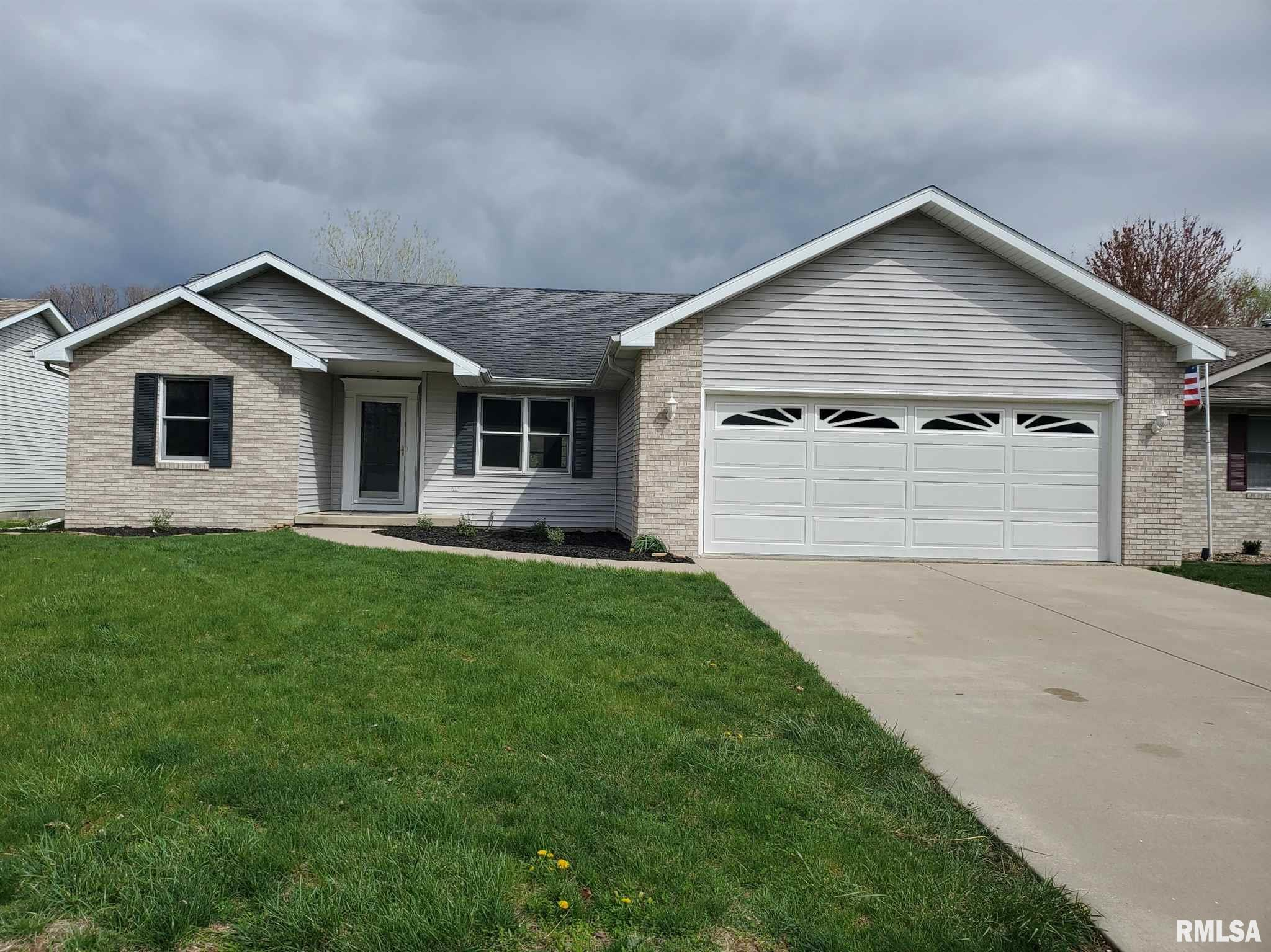 4124 Clearwater Property Photo - Springfield, IL real estate listing