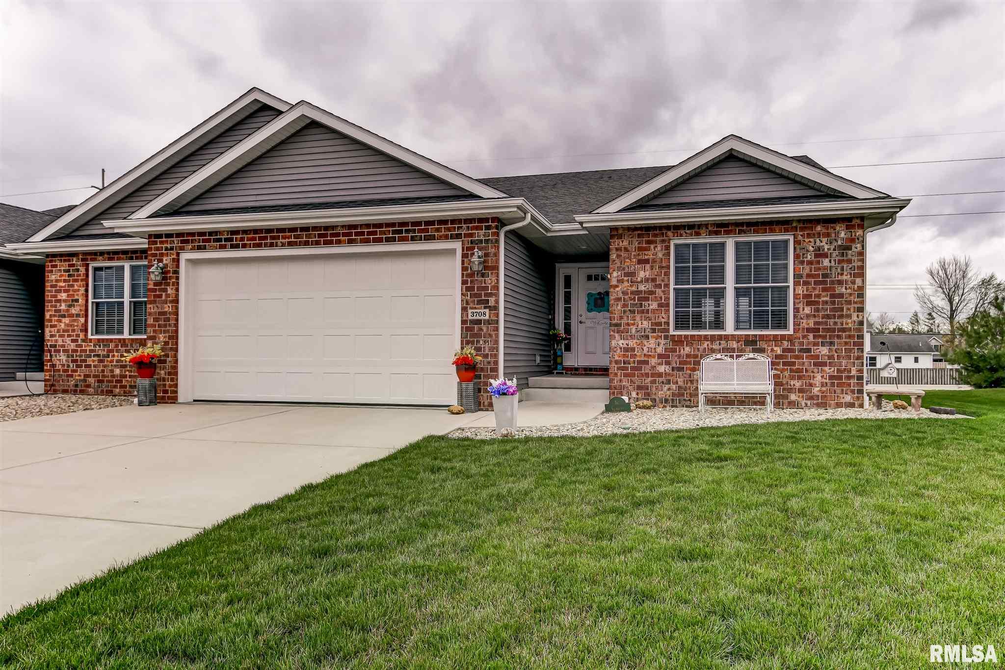 3708 Alder Wood Property Photo - Springfield, IL real estate listing