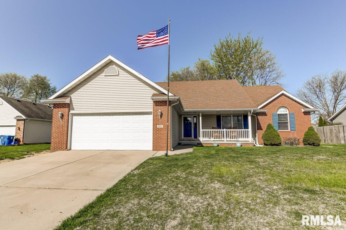 895 TIMBER EDGE Property Photo - Sherman, IL real estate listing