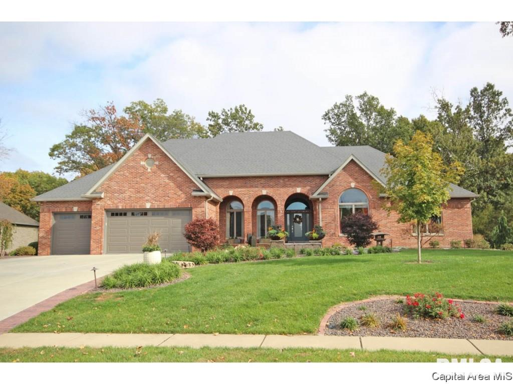 1230 CHURCHILL Property Photo - Springfield, IL real estate listing