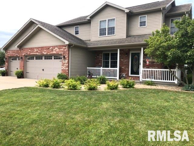 4640 Timberview Property Photo - Auburn, IL real estate listing