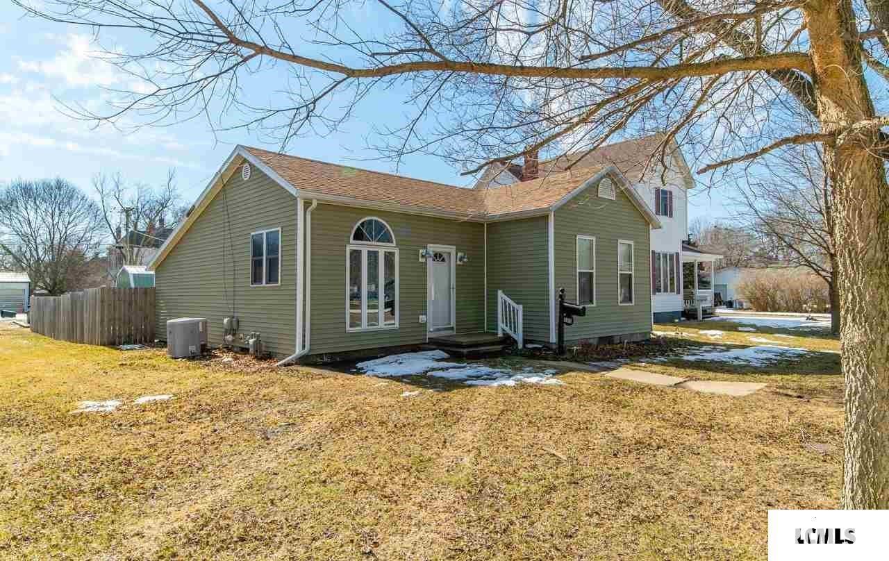 505 E PINE Property Photo - Mason City, IL real estate listing