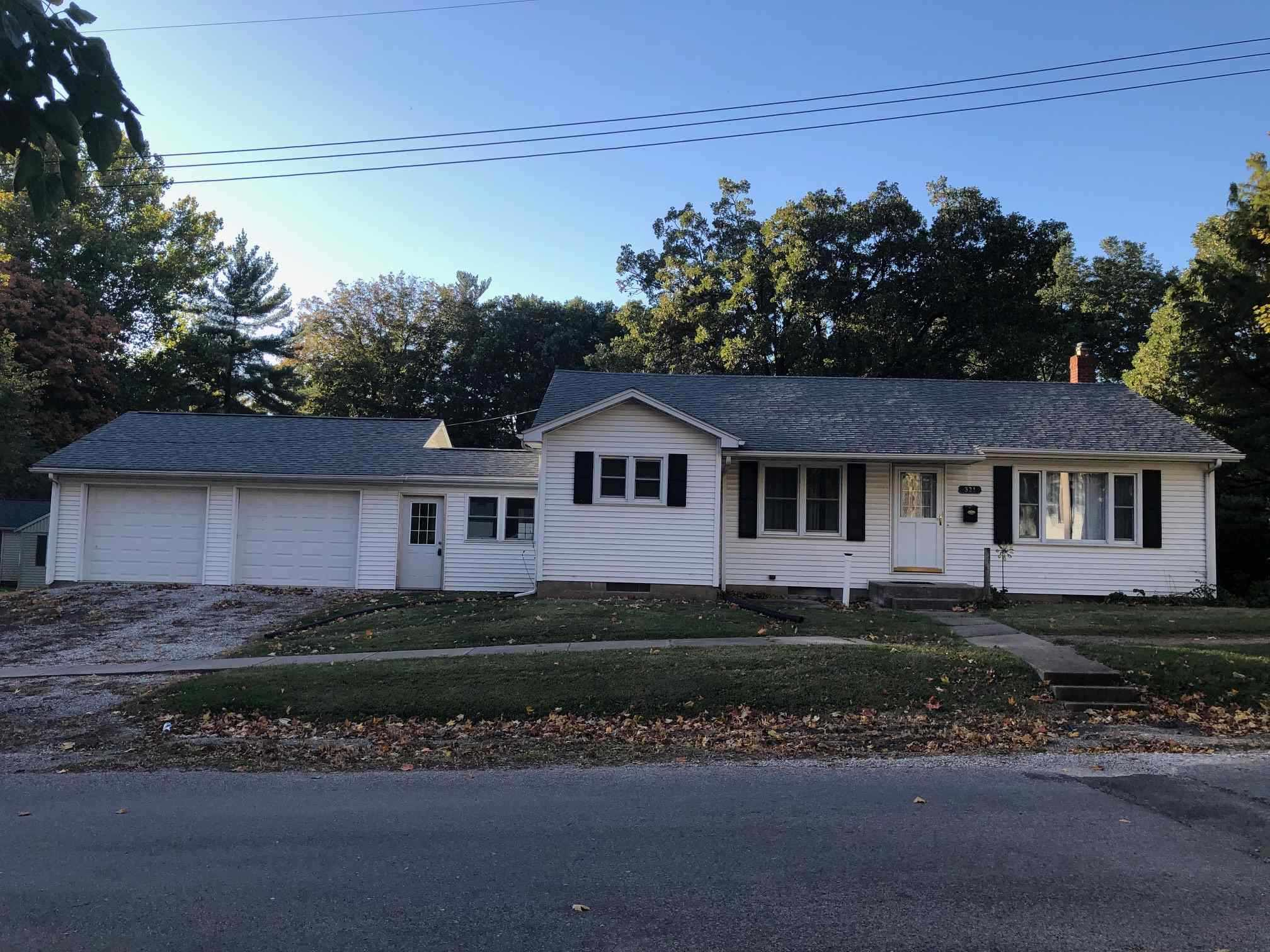 321 S FRONT Property Photo - Virginia, IL real estate listing