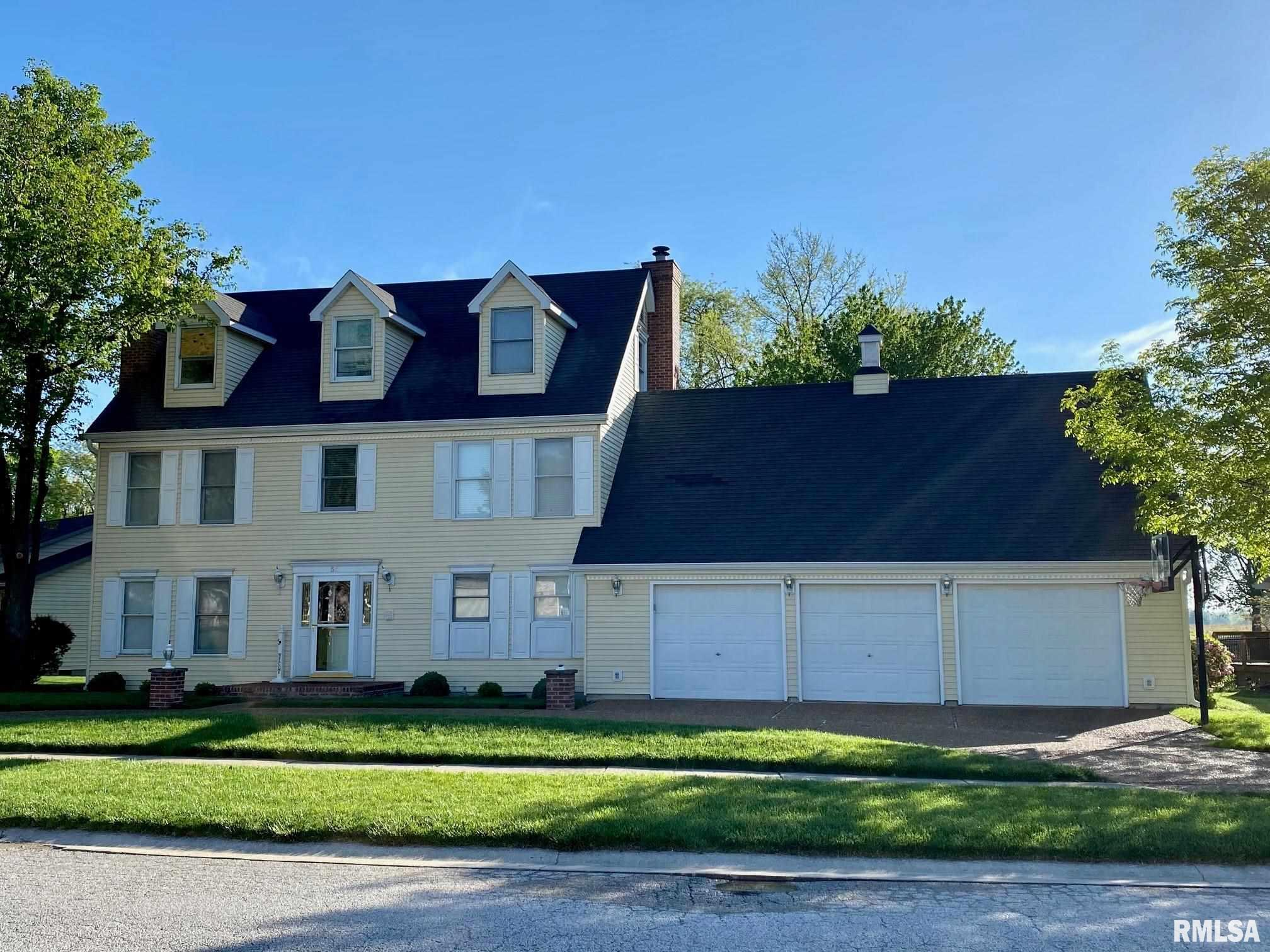 56 TAFT Property Photo - Rochester, IL real estate listing