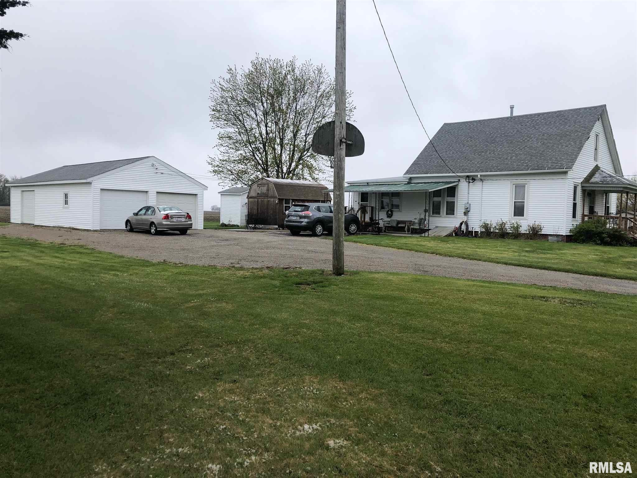 8546 Farmington Cemetery Property Photo - Pleasant Plains, IL real estate listing