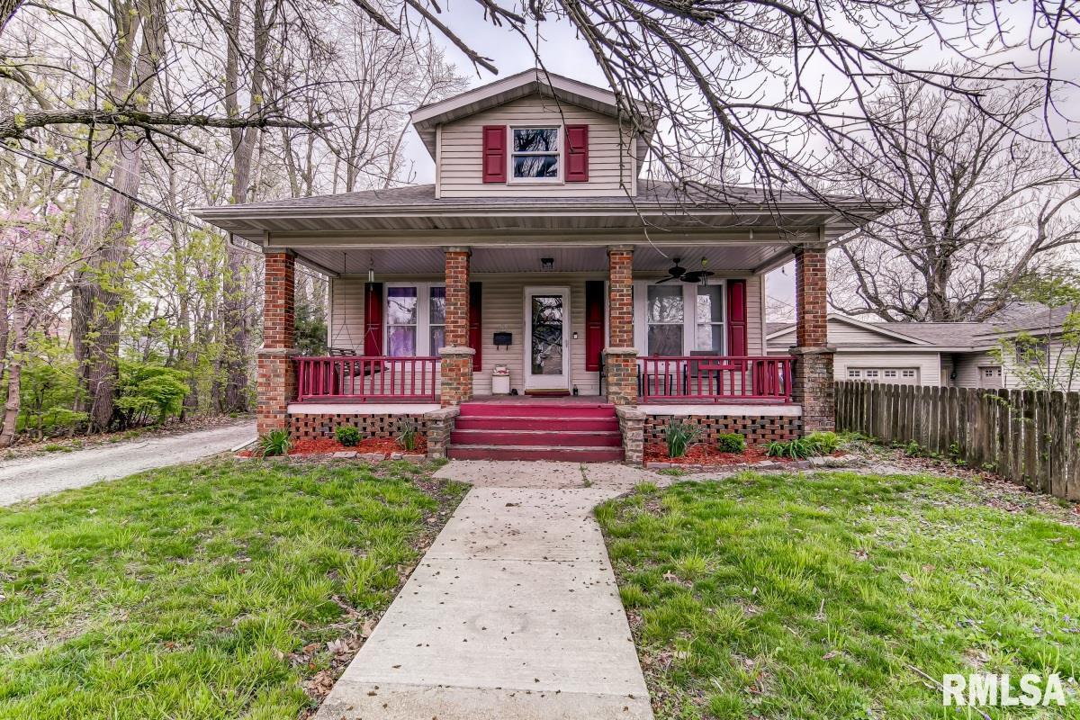 119 W GREEN Property Photo - Virden, IL real estate listing