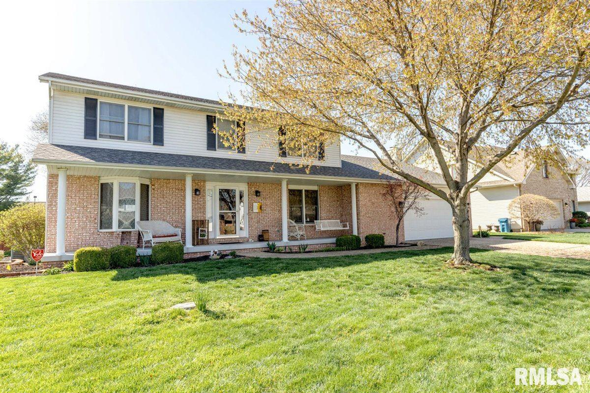 3121 Red Bud Property Photo - Springfield, IL real estate listing