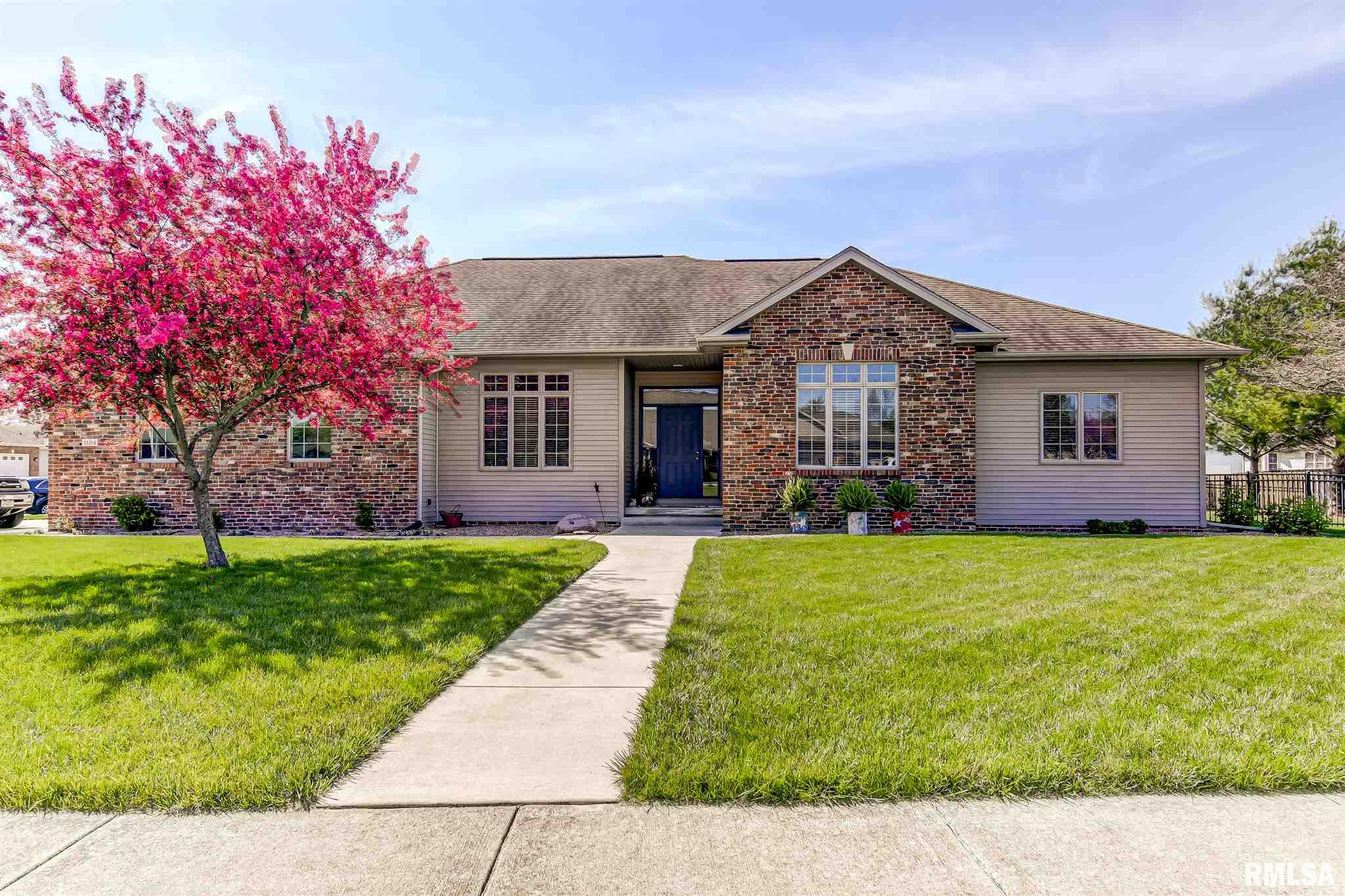 1104 Wyndmoor Property Photo - Rochester, IL real estate listing