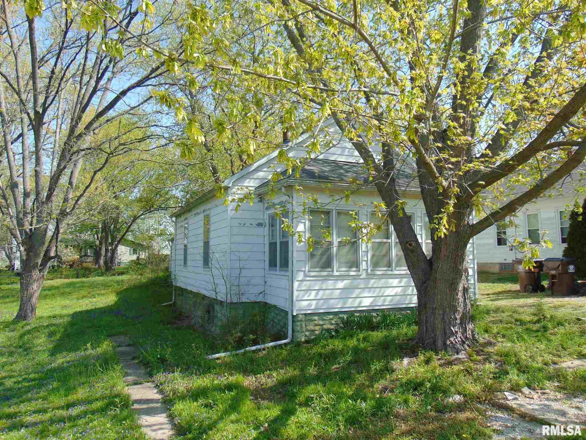 107 E Ebony Property Photo - Thayer, IL real estate listing