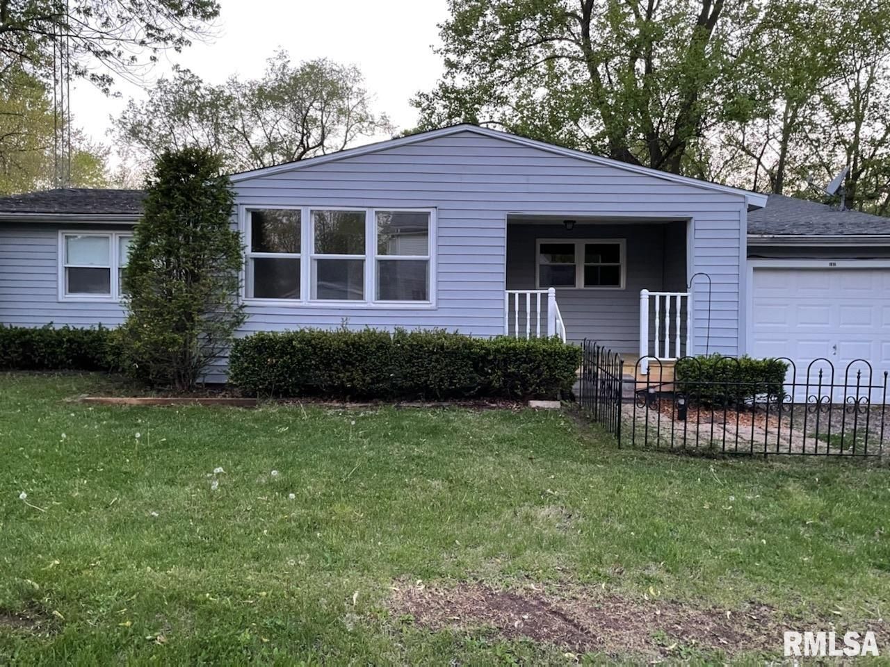 107 3RD Property Photo - Pawnee, IL real estate listing