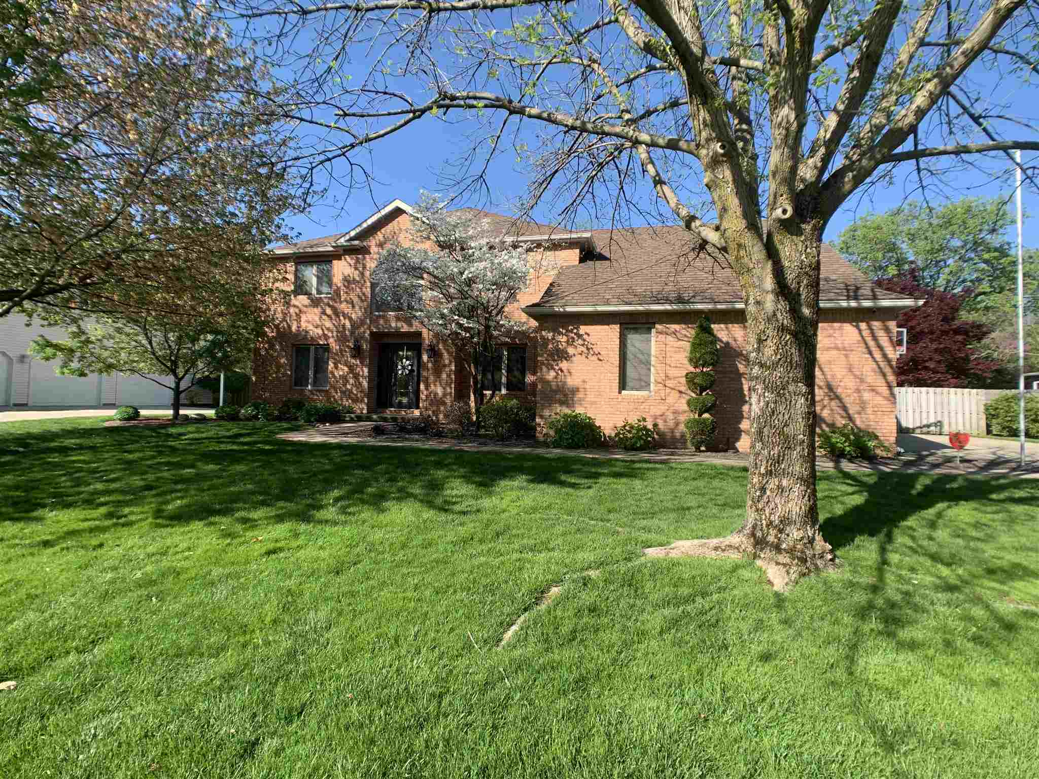 3109 Markwood Property Photo - Springfield, IL real estate listing