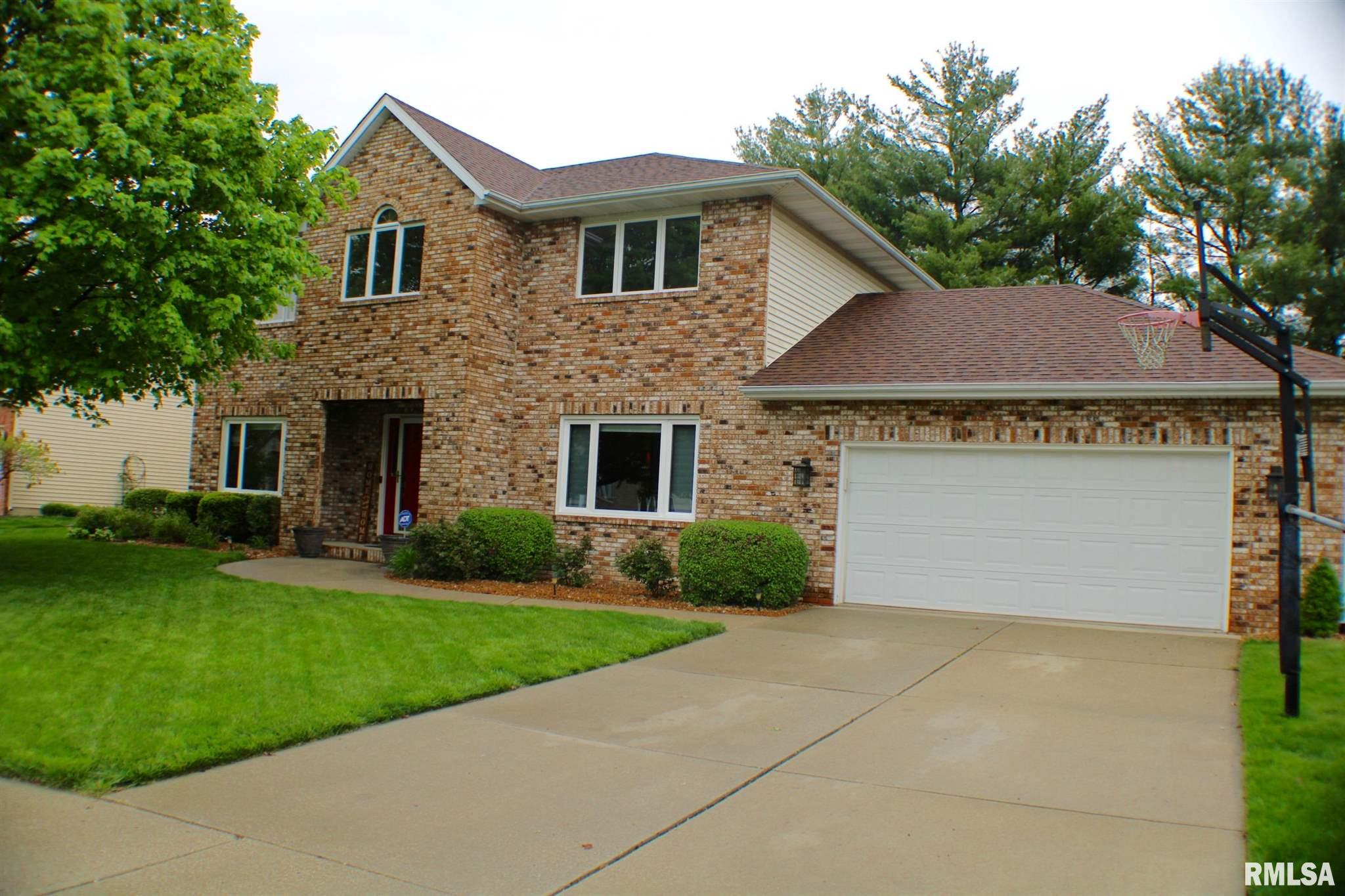 600 Sunny Brook Property Photo - Springfield, IL real estate listing