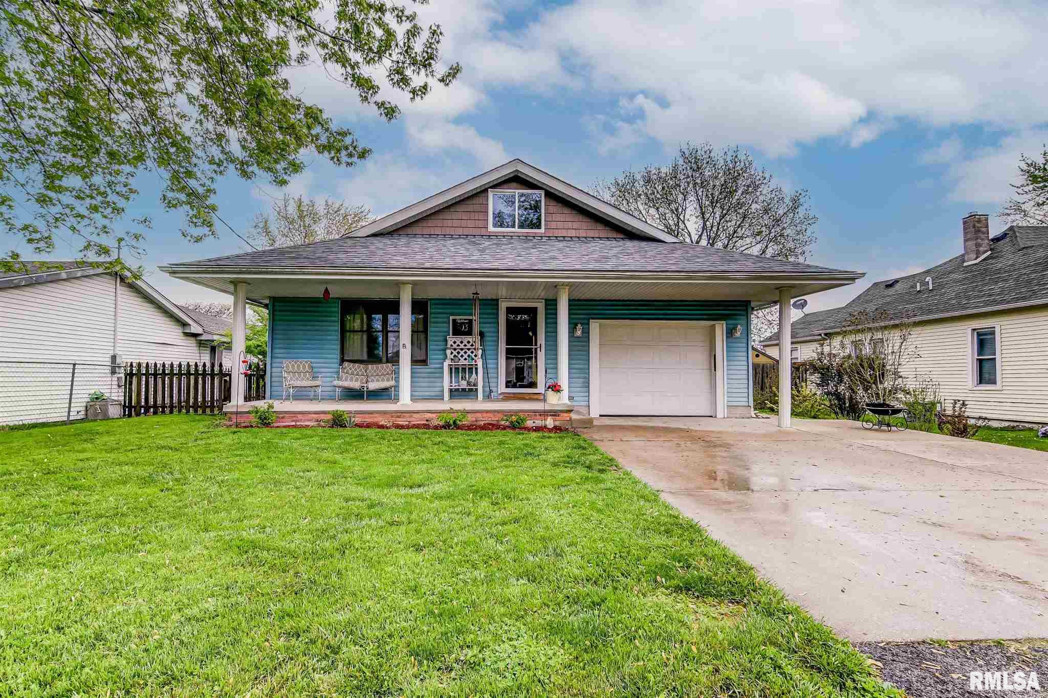 903 FRANKLIN Property Photo - Pawnee, IL real estate listing