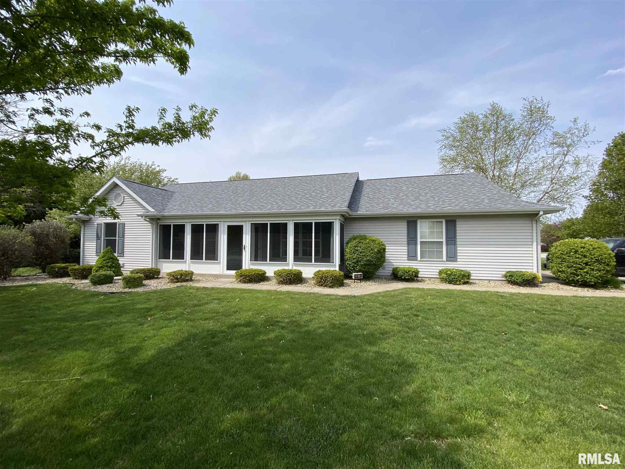 3615 E SUNSET Property Photo - Taylorville, IL real estate listing