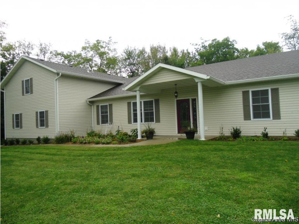 1635 Old Highway 67 Property Photo - Jacksonville, IL real estate listing