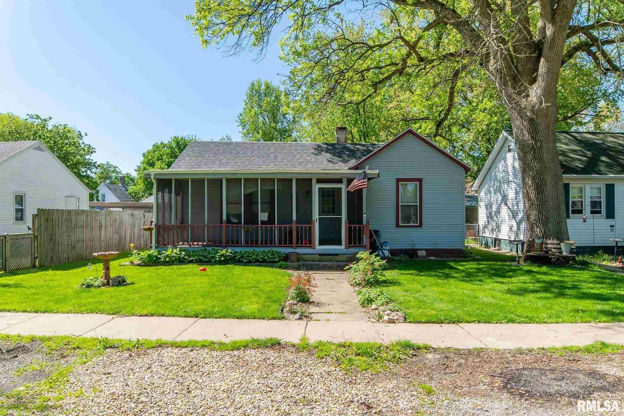 313 W MULBERRY Property Photo - San Jose, IL real estate listing