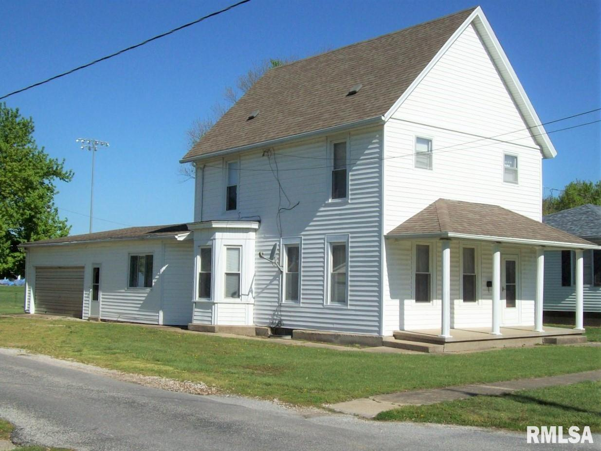 155 S MECHANIC Property Photo - Winchester, IL real estate listing