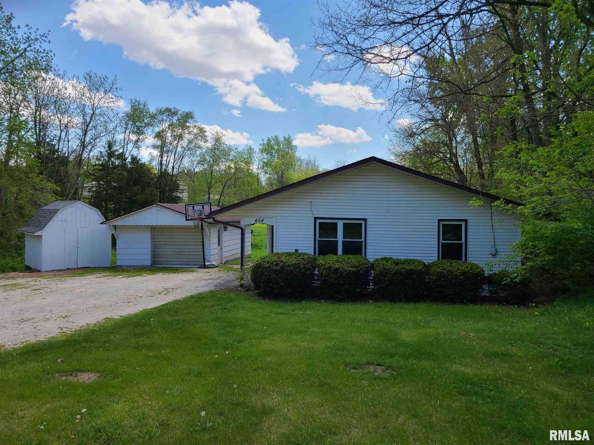 424 W MAIN Property Photo - Knoxville, IL real estate listing