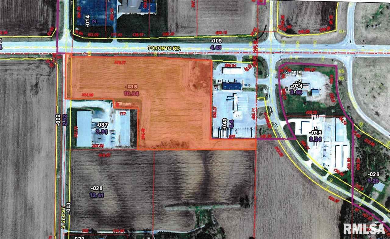 TORONTO Property Photo - Springfield, IL real estate listing