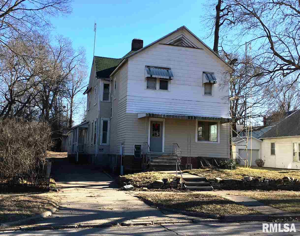 117 N BROADWAY Property Photo - Havana, IL real estate listing