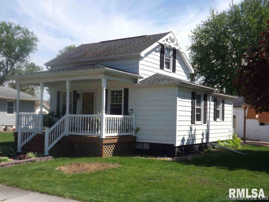 206 E D ST Property Photo - Alpha, IL real estate listing