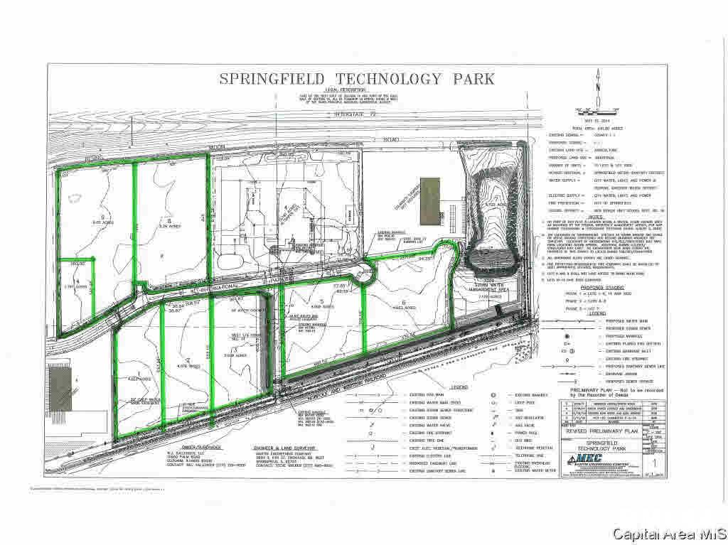 International Parkway Property Photo - Springfield, IL real estate listing