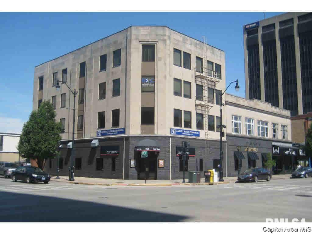 427 MONROE Property Photo - Springfield, IL real estate listing