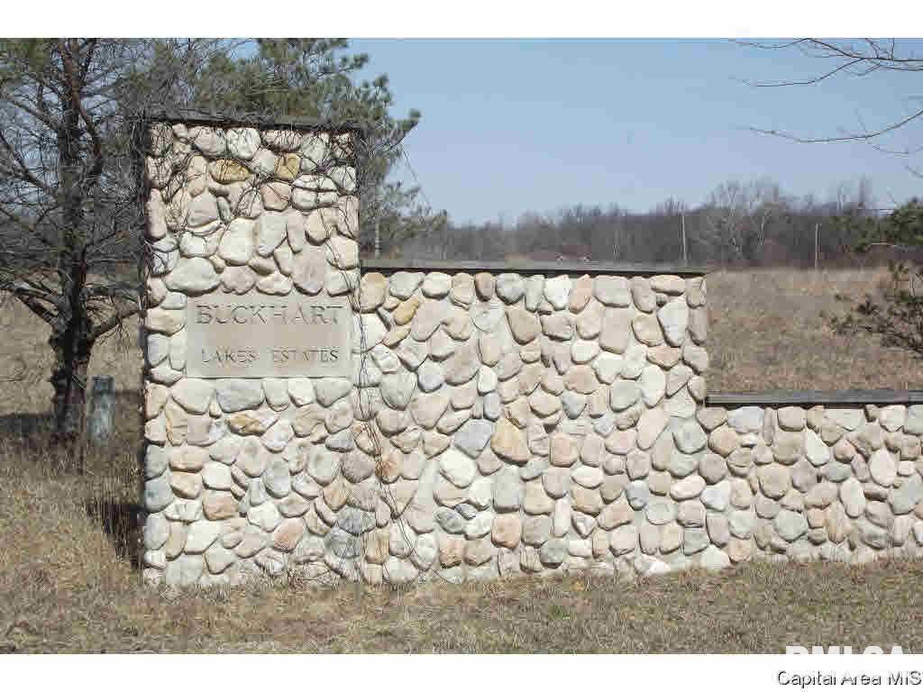 Lot #4 BUCKHART LAKE ESTATES Property Photo - Mechanicsburg, IL real estate listing