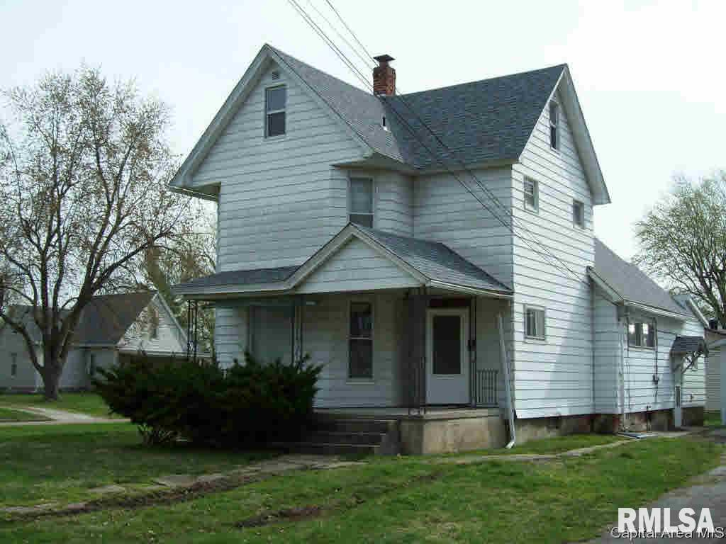 232 N WALNUT Property Photo - Winchester, IL real estate listing