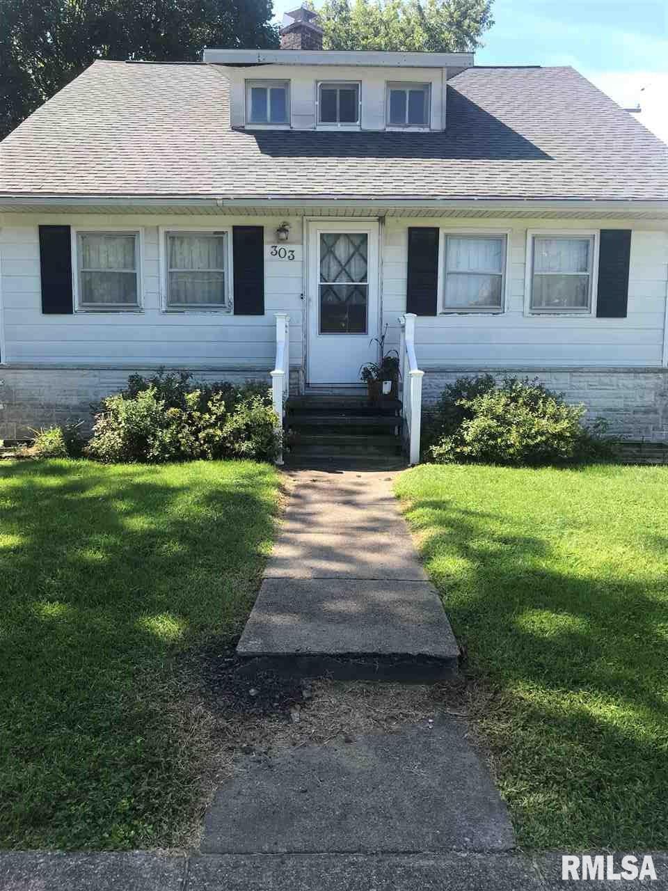 303 High School Property Photo - Divernon, IL real estate listing
