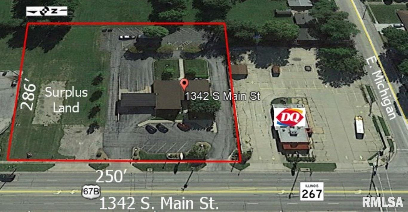 1342 S MAIN Property Photo - Jacksonville, IL real estate listing