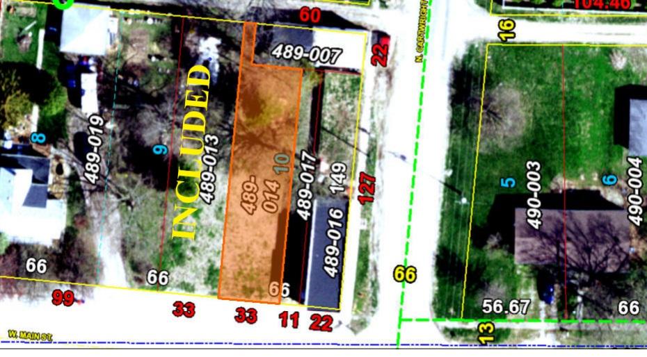 105 W MAIN Property Photo - Pleasant Plains, IL real estate listing