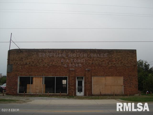 901 N VICTOR Property Photo - Christopher, IL real estate listing
