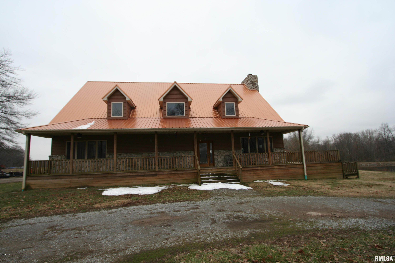 1129 N County Road 1600 N Property Photo - Carmi, IL real estate listing