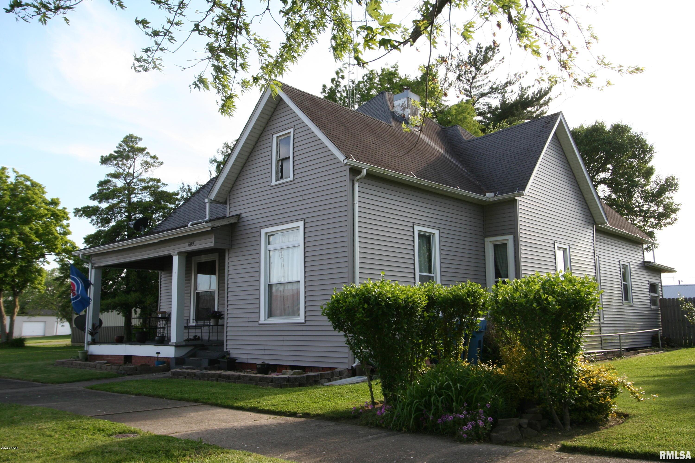 409 FIRST Property Photo - Carmi, IL real estate listing