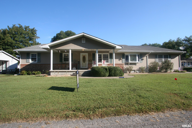 402 WILLIAM Property Photo - Carmi, IL real estate listing