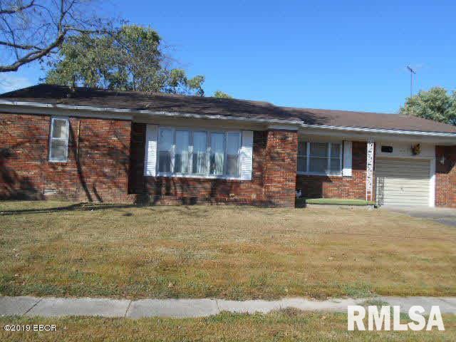 109 Deborann Property Photo - Carrier Mills, IL real estate listing