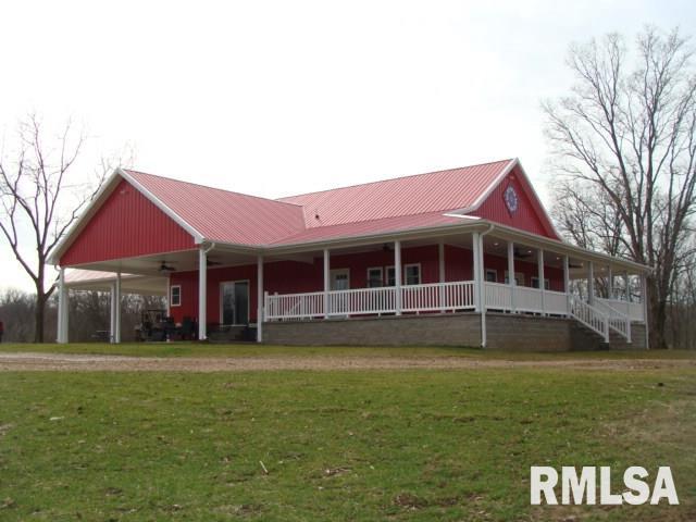 785 Ebenezeer Church Property Photo - Jonesboro, IL real estate listing