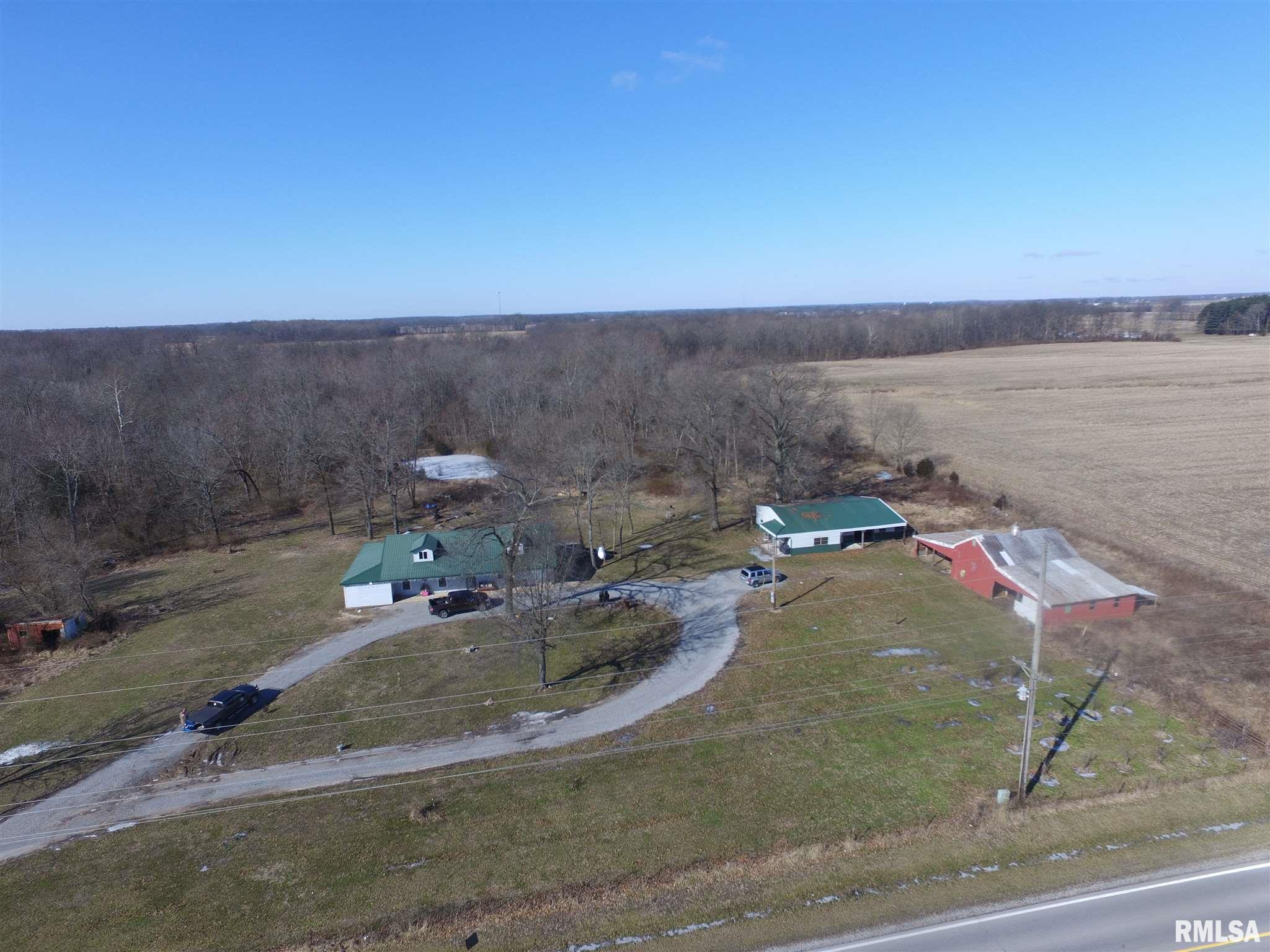 1669 US Hwy 45 Property Photo - Cisne, IL real estate listing