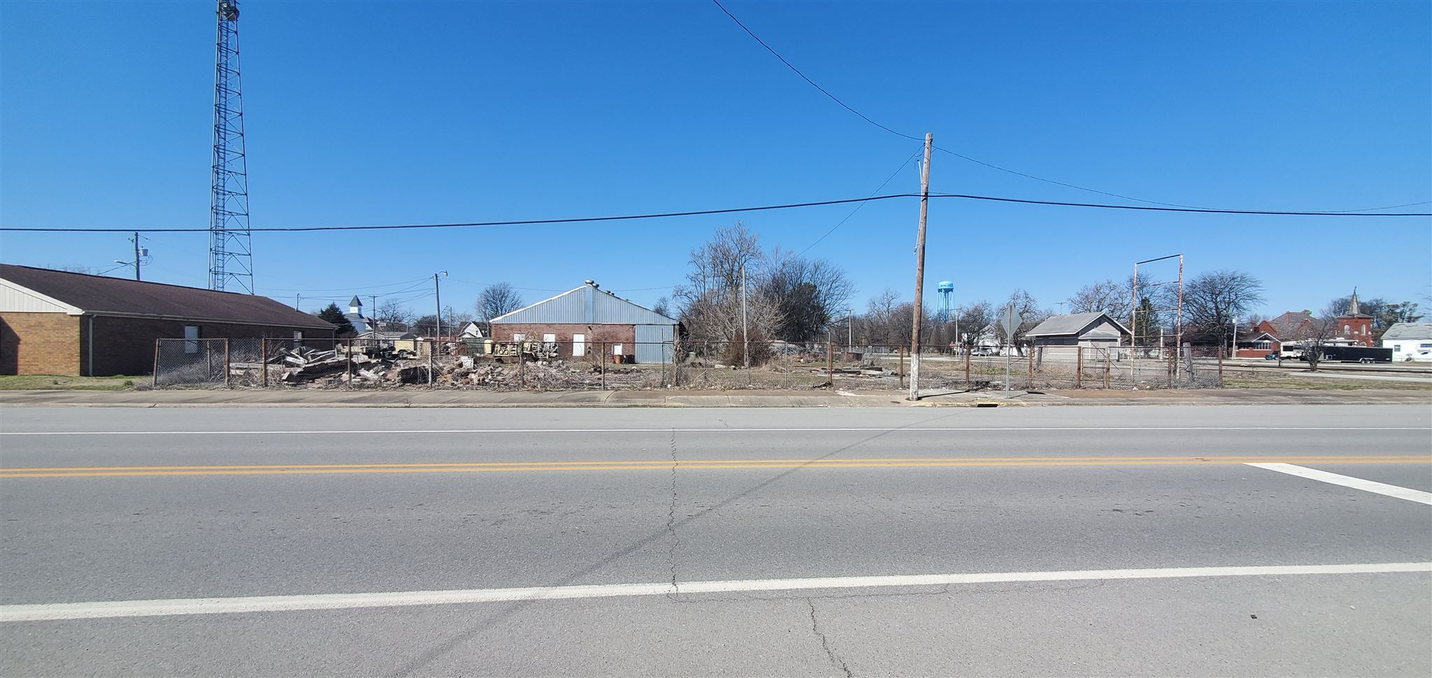 231 & 235 MAIN Property Photo - Mound City, IL real estate listing