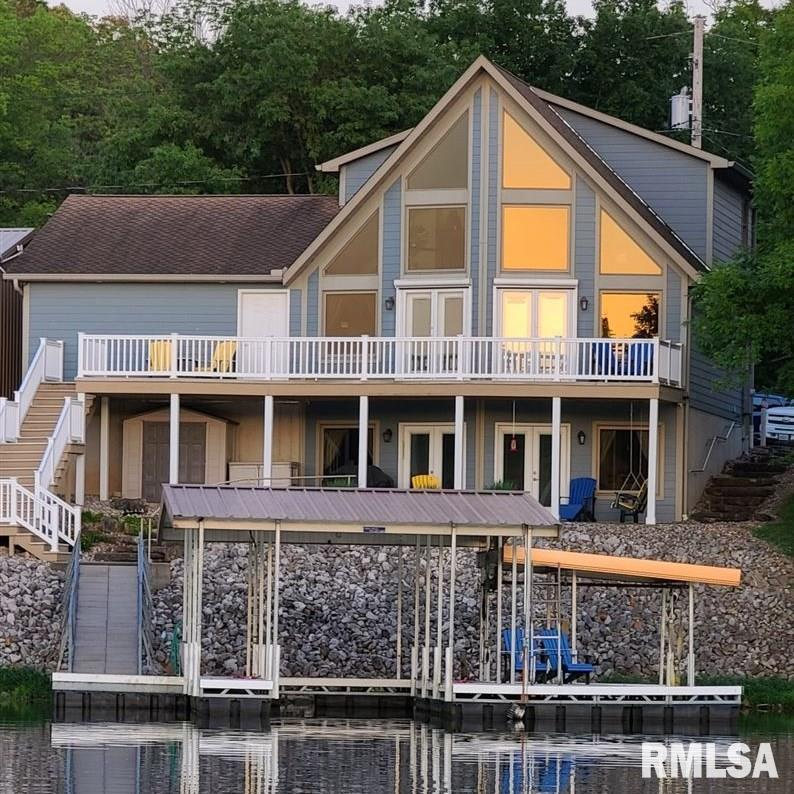 18675 N Miller Lake Property Photo - Mt Vernon, IL real estate listing