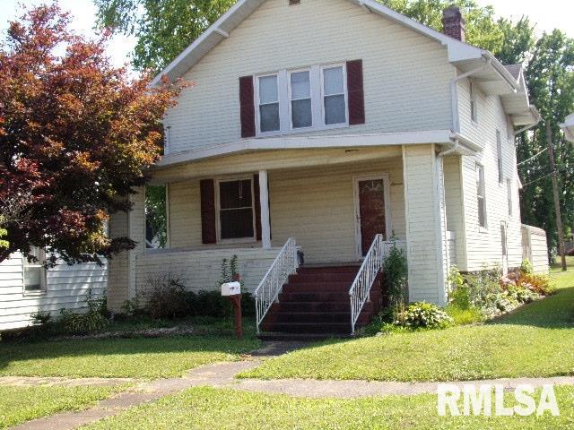 1161 SECOND Property Photo - Eldorado, IL real estate listing