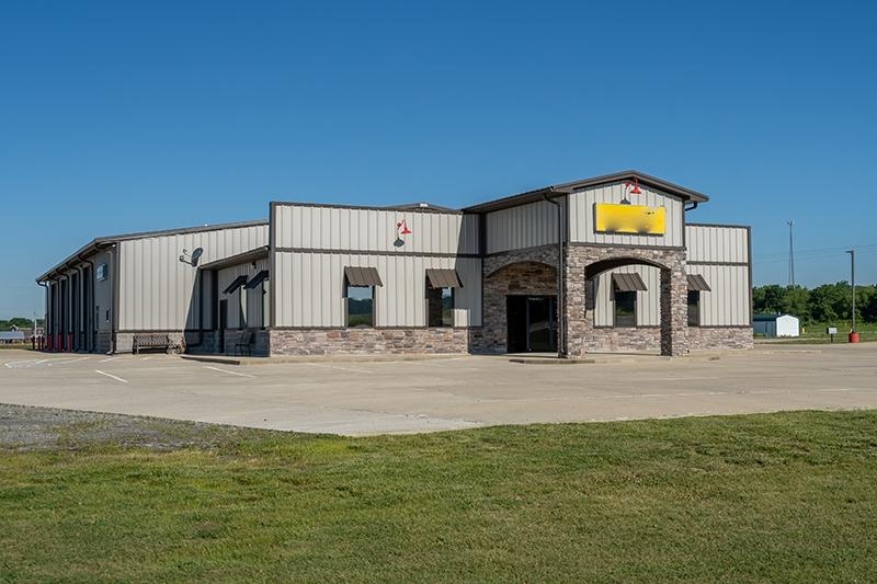 105 Koehler Property Photo - Grayville, IL real estate listing