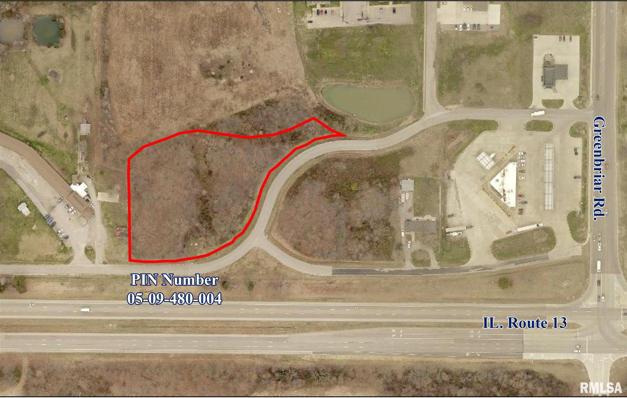 Outlot 1 PIN OAK Property Photo - Carterville, IL real estate listing