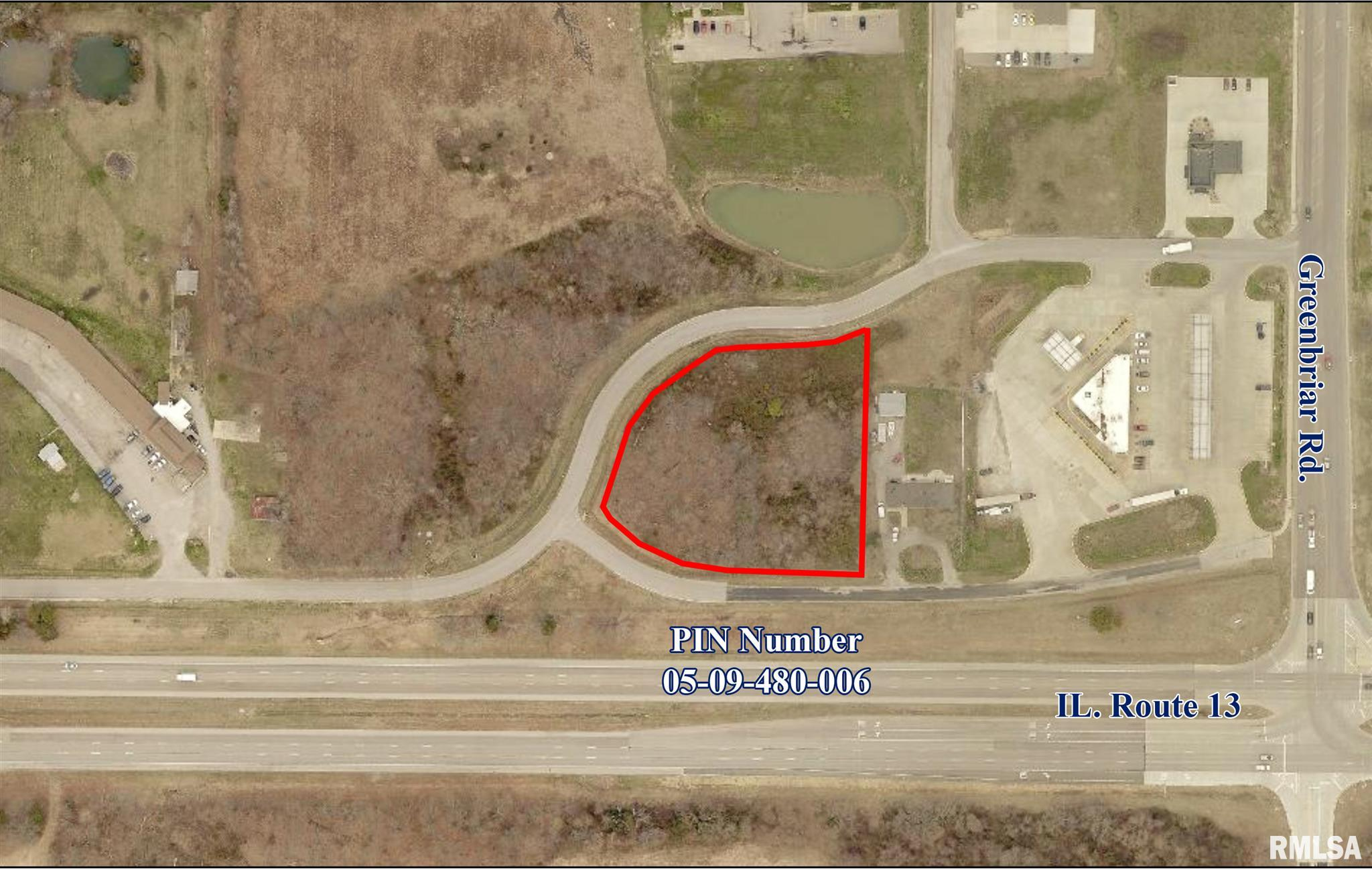 Outlot 2 PIN OAK Property Photo - Carterville, IL real estate listing