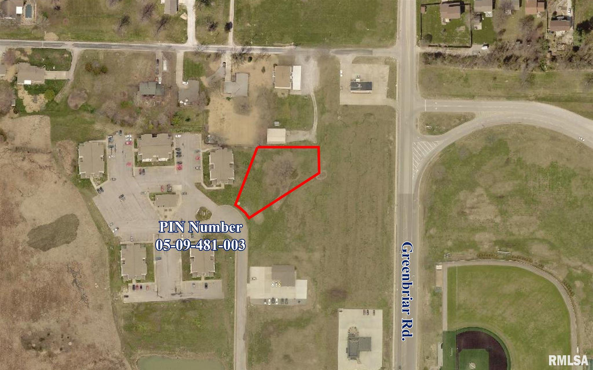 Lot 9 Eagle Pass Property Photo - Carterville, IL real estate listing